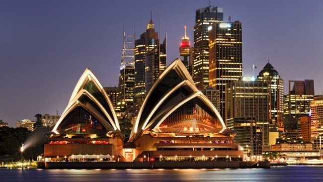 رشد اقتصادی استرالیا
