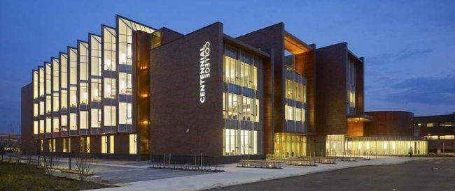 دانشگاه Centennial college