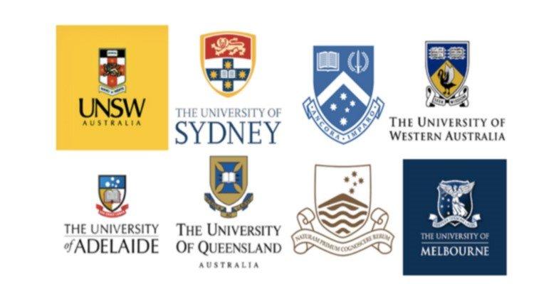 دانشگاه گروه هشت استرالیا